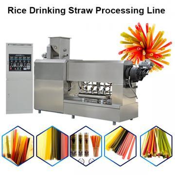 High speed Nanjing Saiyi flexible drinking straw making machine
