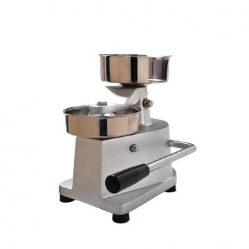 Automatic Burger Assembly Line Momentum Robotics Foods Machine Products