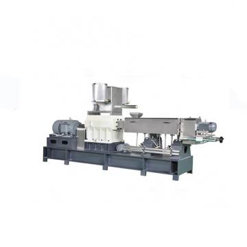 Automatic Corn Flakes Maker Breakfast Cereal Bulking Equipment Extruder Production Line