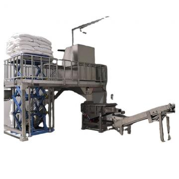 Stainless Steel Full Automatic Easy Operation Bugles Cassava Chips Production Making Machine Extruder