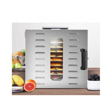 Tropical Fruit Dryer for Mango Banana Pitaya
