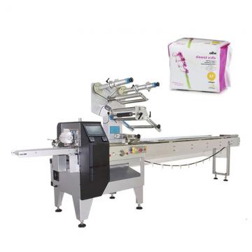 Automatic Packing Machine for Paper Napkin Toothpick and Cutlery 2020