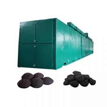 Mesh Belt Floating Sinking Fish Feed Pellet Dryer for Sale