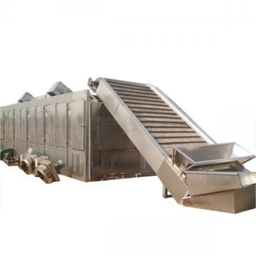 Stainless Steel Mesh Belt Dryer for Pigment