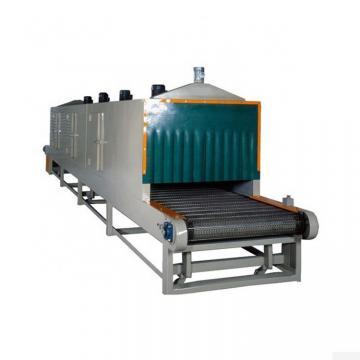 Calcium Carbonate Mesh Belt Dryer Machine