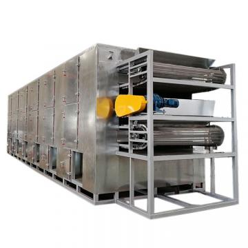 Belt Vacuum Continuous Drying Machine for Food Additive