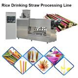 Easy to operate one color drinking straw making extrusion machine