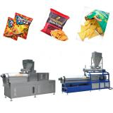 Fried Corn Tortilla Chips Potato Chips Rice Cracker Chips Snacks Making Machine